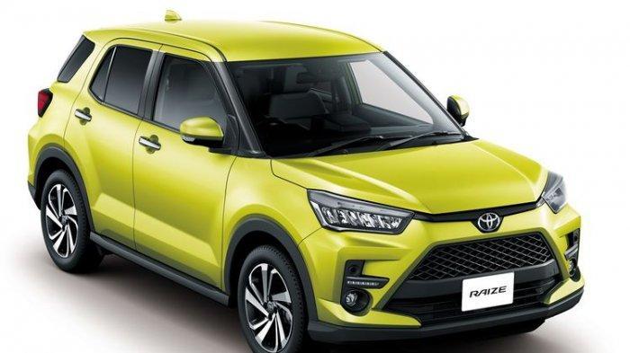 Toyota Raize Resmi Diluncurkan, Spesifikasi Modern dan Mewah, Harga Mulai Rp 217 Juta