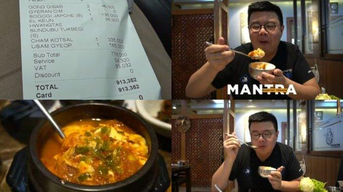 Review anak kuliner di restoran korea milik Inul Daratista