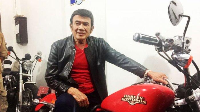 NASIB APES Rhoma Irama, Dihukum Pengadilan Negeri Surabaya Dalam Perkara Gugatan Hak Cipta Lagunya