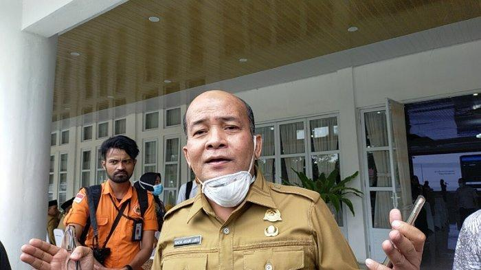 SEJUMLAH Pelaku UMKM Desak Oknum Pejabat Pemprov Sumut, Minta Riadil Bayarkan Uang Pembuatan Masker
