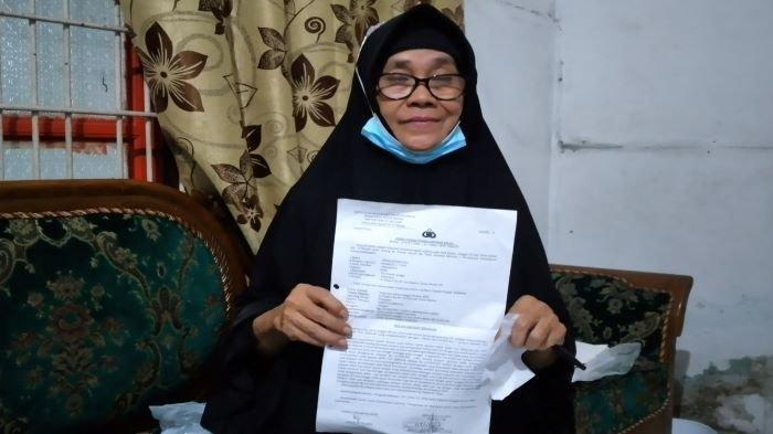 Niat Ingin Masukkan Anak Kerja, Uang Warisan Ibu Ini Dibawa Kabur Mantan Honorer Dishub Kota Medan