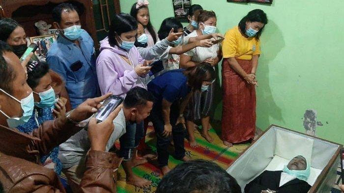 Jenazah ABK Indonesia yang Meninggal di Kapal China Dimakamkan di Siantar