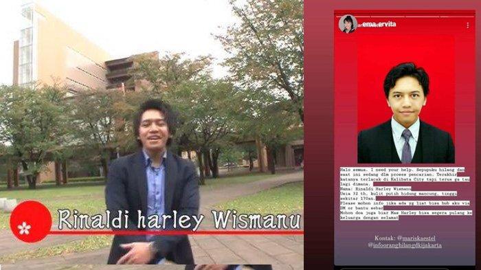 Pelaku Pemutilasi Manajer HRD Rinaldi Harley Wismanu (32) Ditangkap di Depok