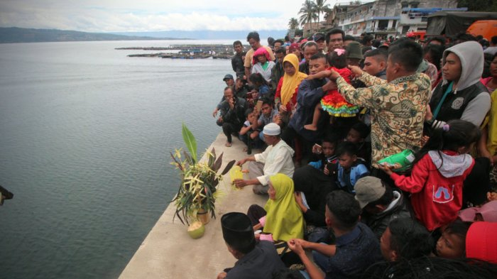 KM Sinar Bangun Tenggelam di Kaldera Haranggaol, Titik Terdalam Danau Toba
