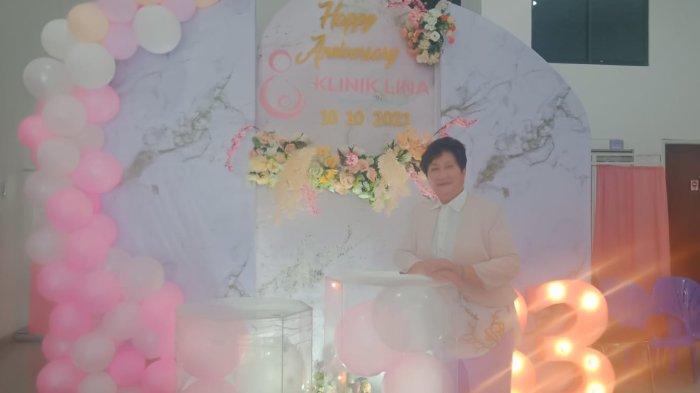 SOSOK Rivalina Wedyana, Bidan yang Berhasil Rintis Klinik di Kota Medan