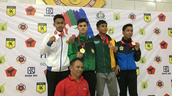 SOSOK Rizky Lawyer, Atlet Karate Medan, Termotivasi dari Jadi Atlet dari Sang Ibu