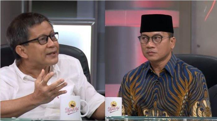Memanas di Mata Najwa, Disebut Menyesatkan, Jawaban Rocky Gerung saat Ditantang DPR Soal Dana Haji