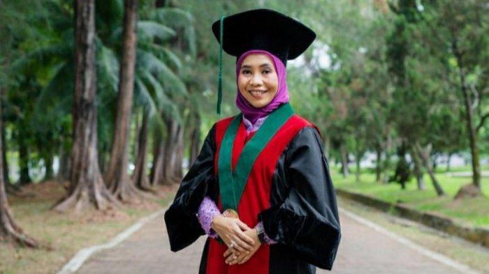 Rodiah Rahmawaty, Profesor Termuda di Departemen Ilmu Kesehatan Mata Universitas Sumatera Utara