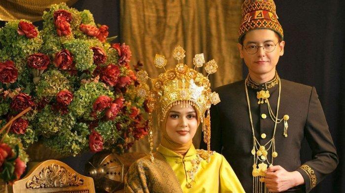Langsung dari Medan, Jadwal dan Link Live Streaming Pernikahan Roger Danuarta dan Cut Meyriska