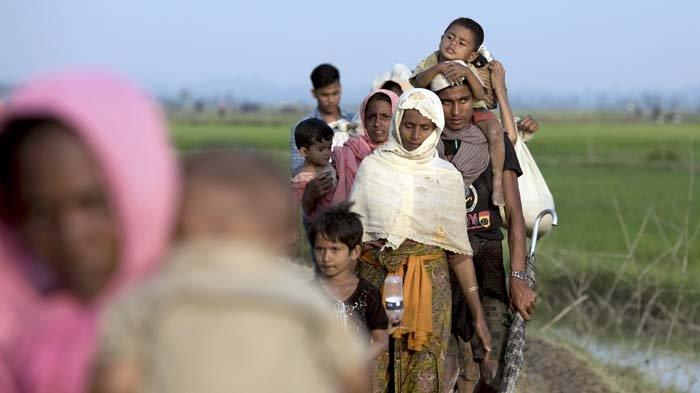 Ramai-ramai Bela Rohingya Sembari Konsisten Ngenyek Jokowi