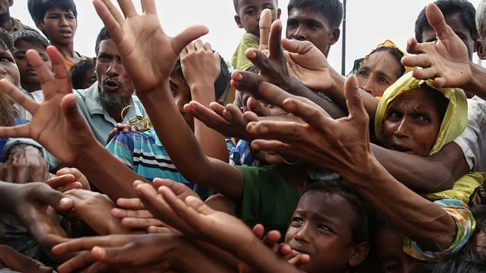 Aung San Suu Kyi, Anda Teroris!