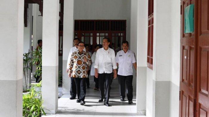 Buktikan Potensi SDM, Alumni Apresiasi Presiden Jokowi Kunjungi SMA 1 Matauli Pandan