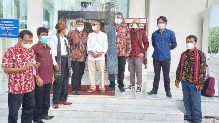 'Dosa-dosa' Besar PT TPL akan Dijabarkan Togu Simorangkir di Hadapan Presiden Jokowi