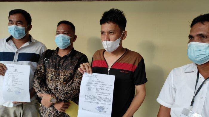 BABAK Baru Oknum Polisi Beking Rentenir, Korban Penganiayaan Lapor ke Propam Polda Sumut