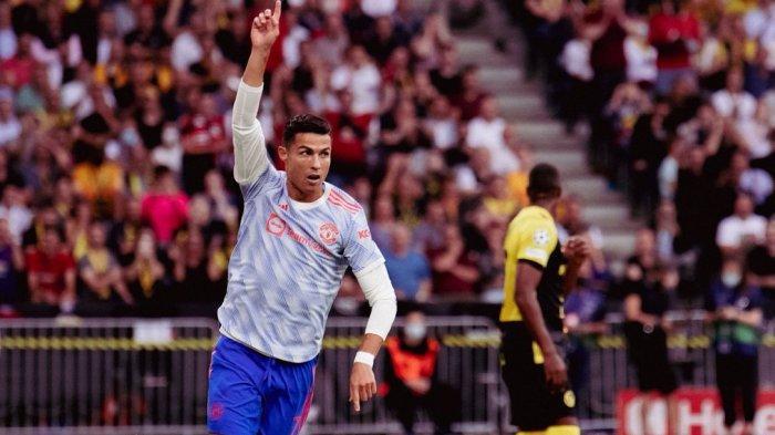 MASIH Berlangsung Young Boys Vs Man United, Ronaldo Cetak Gol,Klik Di Sini Nonton Live Streamingnya