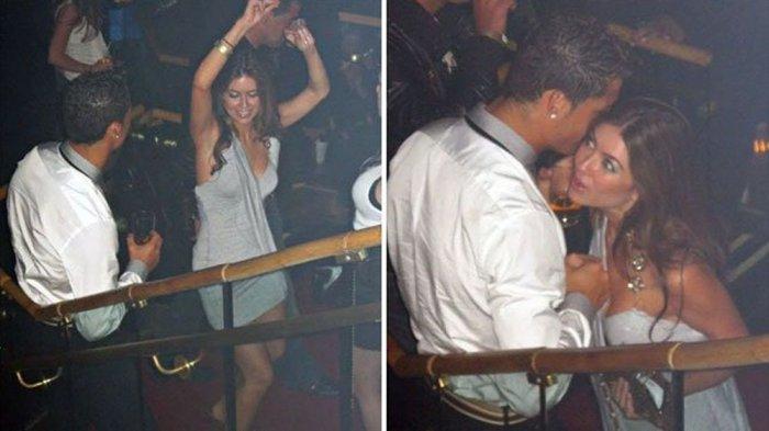 Cristiano Ronaldo dan Kathryn Mayorga party di Las Vegas