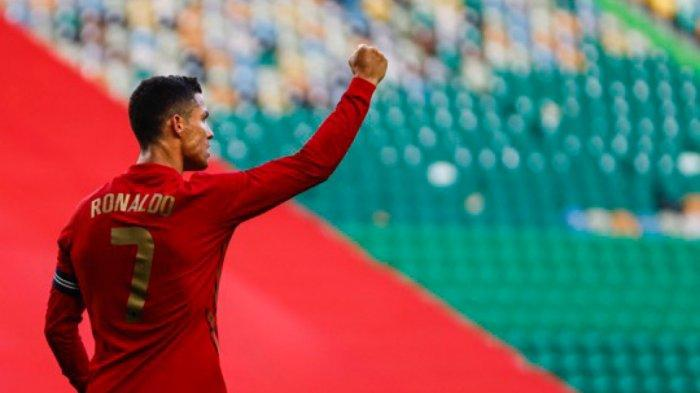 HASIL Portugal Vs Israel - Cristiano Ronaldo Cetak 104 Gol, Kian Dekati Rekor Ali Daei
