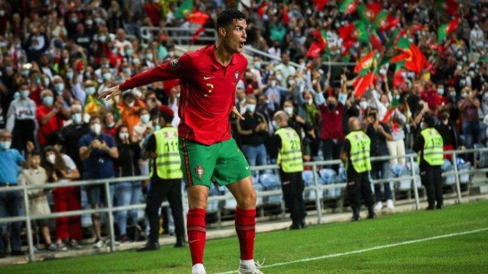 Lagi-lagi Cristiano Ronaldo Bikin Rekor Julukannya Kini 'The King Of Hat-trick'
