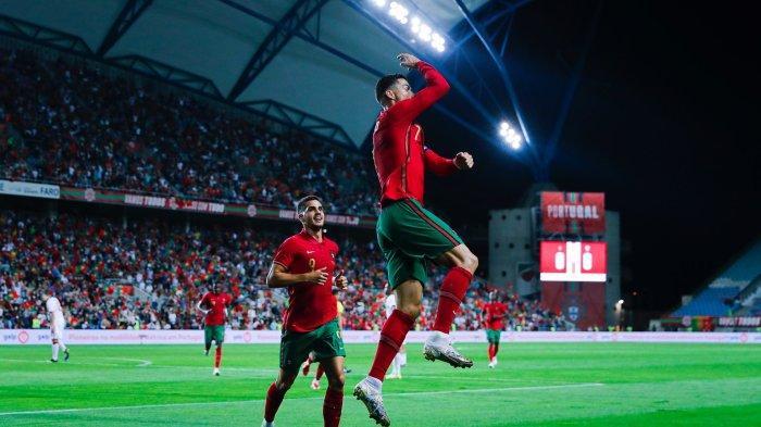 CRISTIANO Ronaldo Mantap Jadi Raja Hattrick 58 Kali, Lionel Messi Jauh Tertinggal