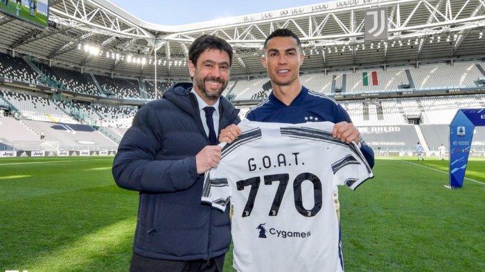Cristiano Ronaldo Lebih Bagus Hengkang Saja dari Juventus, Nama Besarnya Menjadi Masalah Buat Pirlo