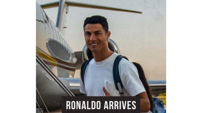 BEDA Penyambutan Messi ke PSG, Cristiano Ronaldo Tiba di Manchester Diperlakukan Bak Rakyat Biasa