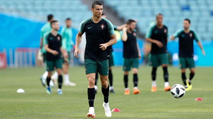 Resmi ke Juventus, Cristiano Ronaldo Sudah Harus Bersiap Lawan Mantan Klub Real Madrid