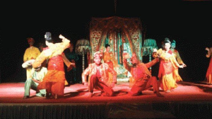 TRIBUN-MEDAN-WIKI: Mengenal Kesenian Ronggeng Melayu Deli