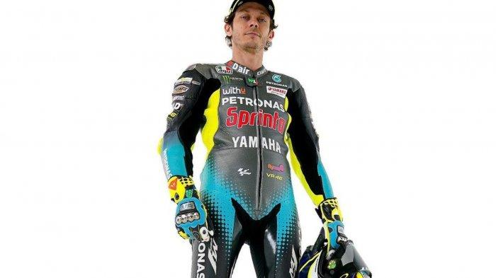 UPDATE Hasil Tes Pramusim MotoGP 2021, Valentino Rossi Akhiri dengan Good Feelings