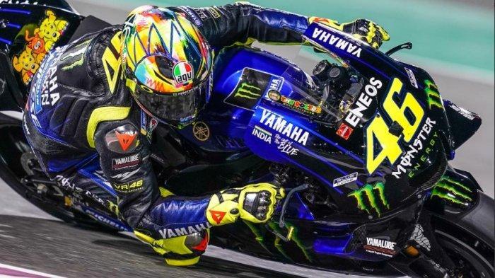STATEMEN Sesumbar Valentino Rossi sebelum Direktur Monster Energy Yamaha Sebut Rossi Segera Keluar