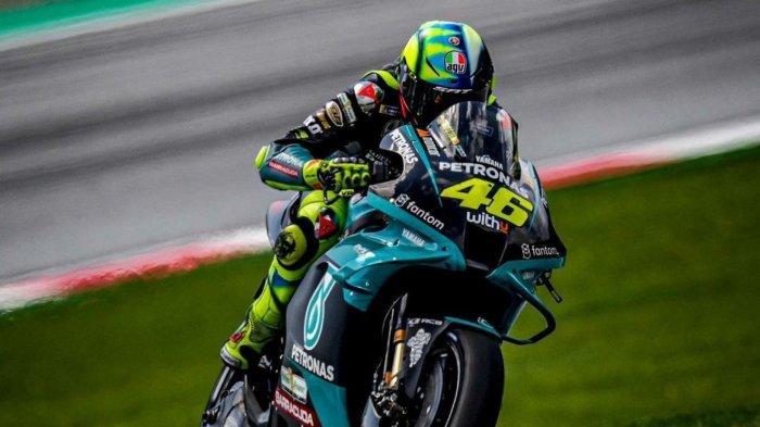 JADWAL Tayang MotoGP Aragon 2021, Rossi Akui Cepat Lelah karena Covid-19, Menolak Ingat Musim Lalu