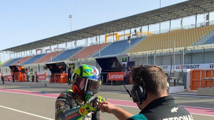 JADWAL Tayang MotoGP Portugal 2021, Performa Melenceng Valentino Rossi, Tak Sesuai Target Pribadi