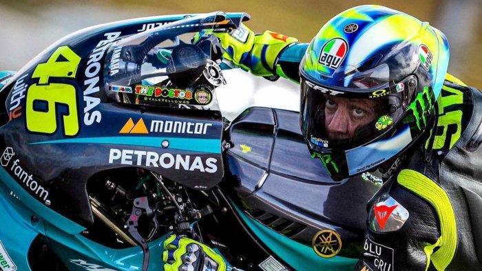 Usai Tampil di MotoGP Amerika 2021, Valentino Rossi Alami Efek Buruk, Paling Terasa dalam Kariernya