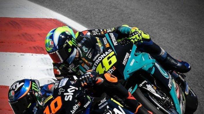 UPDATE Siaran MotoGP Spanyol 2021 Mulai Jam 18.00 WIB, Valentino Rossi Malah Punya Masalah Baru