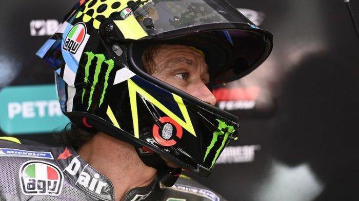 UPDATE Siaran MotoGP Spanyol 2021, Yamaha Dinilai Belum Punya Solusi untuk Masalah Valentino Rossi