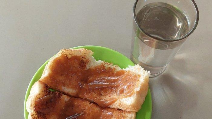 Yuk Cicip Roti Bakar Srikaya di Warunk Seroja, Kuliner yang Hits di Kabupaten Serdangbedagai