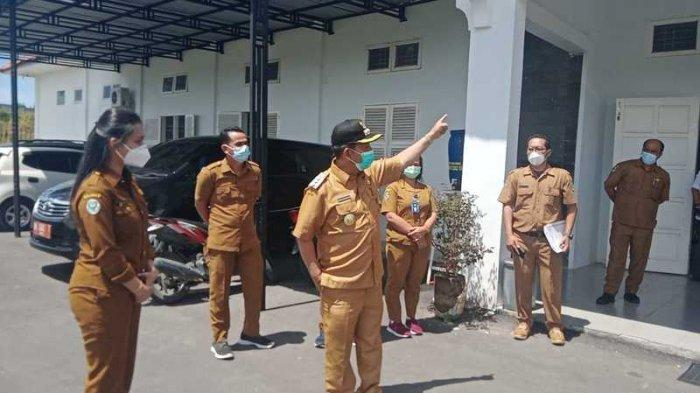 Ubah Kebijakan JR Saragih, Bupati Radiapoh Sinaga Kembalikan RSUD ke Ibu Kota Kabupaten