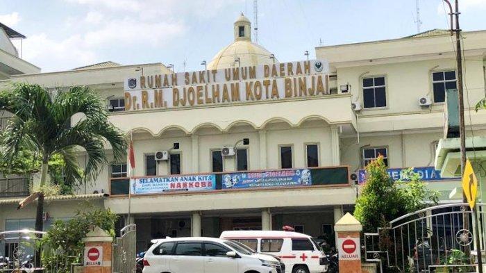 BPK Temukan Obat Kedaluwarsa Miliaran Rupiah di RSUD Dr Djoelham, Ini Kata Direktur Rumah Sakit