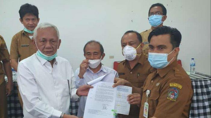 Honor Tenaga Medis RSUD Porsea Belum Layak, Direktur Janjikan Naik Gaji Asal Pegawai Kerja Keras