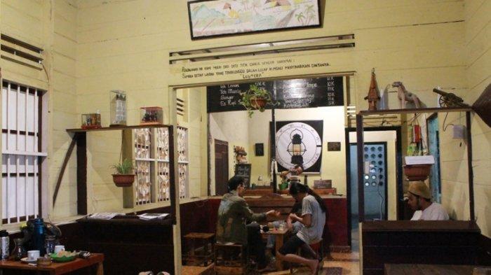 Ruang Lentera: Tempat Singgah yang Bikin Betah di Tengah Kota