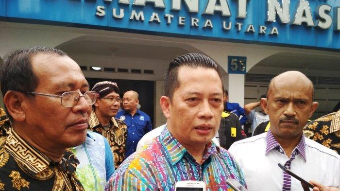 DPP PAN Sumut Bantah Kabar Duetkan JR Saragih dengan Putra Amien Rais, Mumtaz Rais