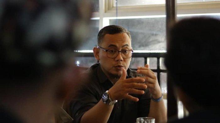 Ketua Komisi I DPRD Kota Medan, Rudiyanto Simangunsong