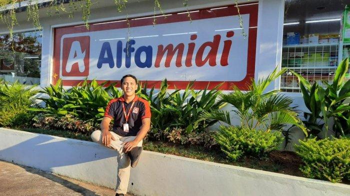SOSOK Rudy Irwansyah, Marketing Manajer Alfamidi Sumut, Sudah Hidup Mandiri Sejak SMP