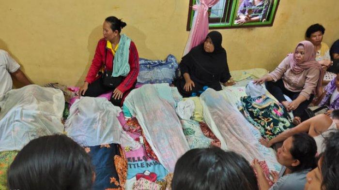 FOTO-FOTO Liburan Akhir Pekan Berakhir Tragis, Enam Orang Hanyut Saat Mandi-mandi di Sungai Bahapal