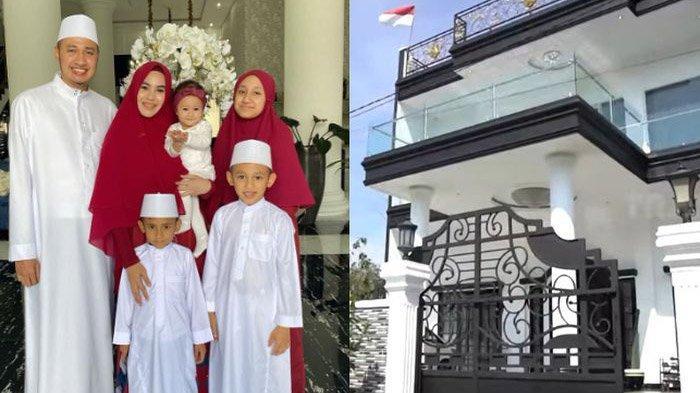 Potret rumah mewah Kartika Putri dan Habib Usman di Bogor