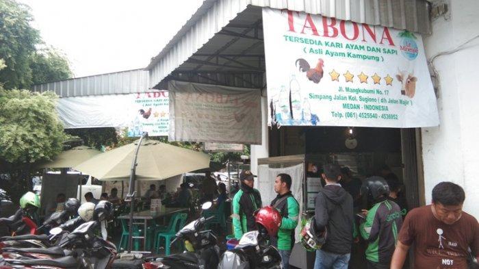 Kuliner Legendaris, Rasakan Nikmatnya Kari Khas Medan RM Tabona