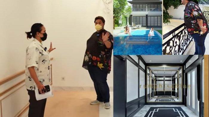 Intip Penampakan Rumah Artis Ivan Gunawan yang Super Mewah, Ruang Depan dengan Kolam Renang Besar