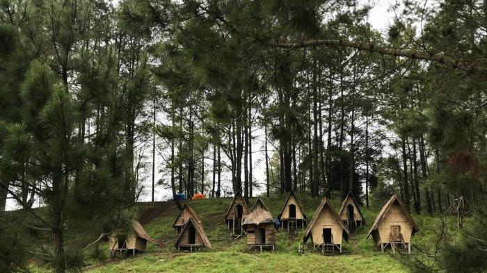 Puncak Pelangkah Gading Sajikan Fitur Menarik dengan Desain Rumah Rumbia Unik