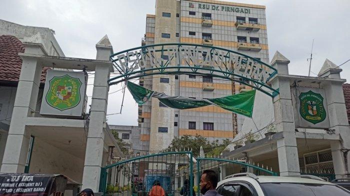 DPRD Minta Pemko Medan Tambah Fasilitas Ruang Isolasi Pasien Covid-19 di RS Pirngadi