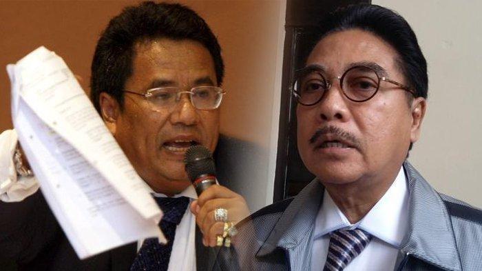 Debat alot Hotman Paris dengan Hotma Sitompul dalam kasus pembunuhan bocah cilik Engeline di Bali