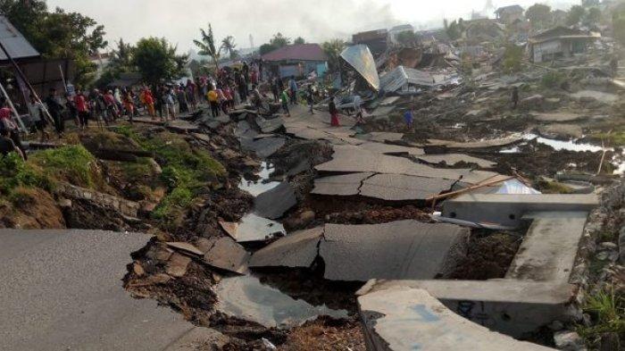 Ini Penjelasan Ahli, Penyebab Lumpur dan Tanah Bisa Bergerak Usai Terjadi Gempa di Palu